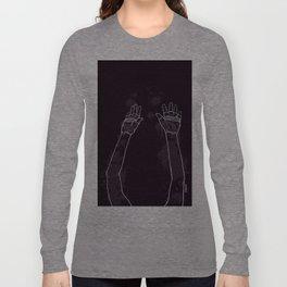 Look Mum No Hands! Long Sleeve T-shirt