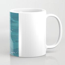 The Ocean Loved Her Coffee Mug