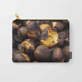 Food. Roasted chestnuts. Carry-All Pouch