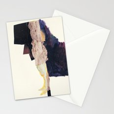 standing figure Stationery Cards