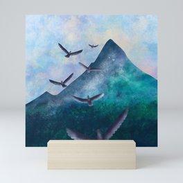 The Flight of The Eagles Mini Art Print