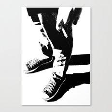 Indie Rock Canvas Print