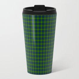 Muir Tartan Travel Mug