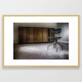70's Revival Framed Art Print