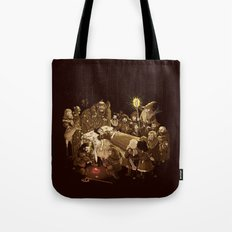 An Unexpected Journey Tote Bag