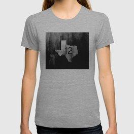 Texas Ranch Road 12 T-shirt