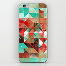 ryht lyht ryso rymyx iPhone & iPod Skin