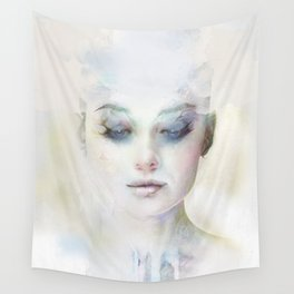 Blue of you Wall Tapestry