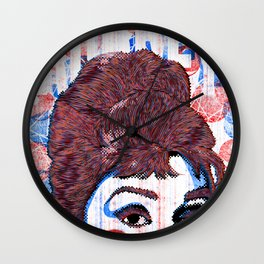 Audrey Wall Clock