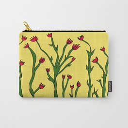 Long flowers Carry-All Pouch