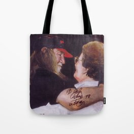 Willie and Lu Tote Bag