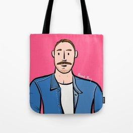 Beard Boy: Jose Manuel Tote Bag