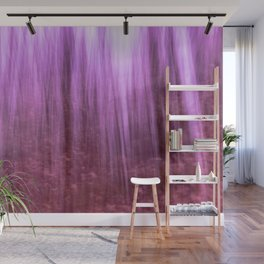 Ghostly forest Wall Mural