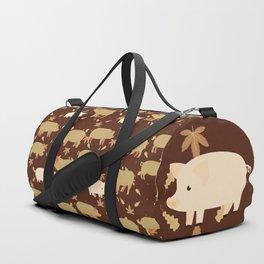 Pigs Pattern5 Duffle Bag