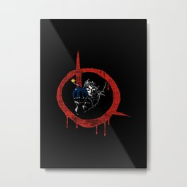 Link for vendetta Metal Print