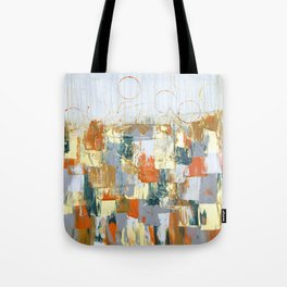 Ode to Madame Clicquot Tote Bag