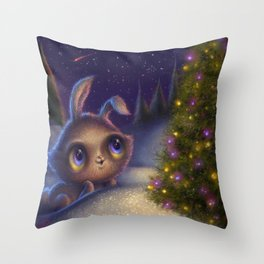 Twinkles Throw Pillow