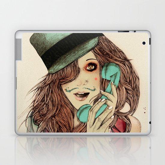 Sexy Mo' Laptop & iPad Skin