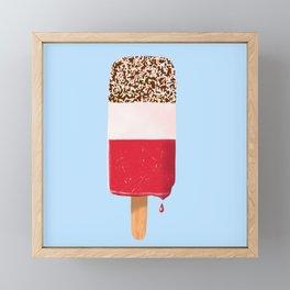 Fab Ice Lolly Framed Mini Art Print