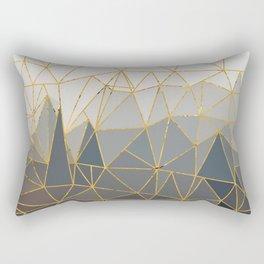 Autumn abstract landscape 1 Rectangular Pillow