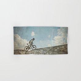 Mountain Biking Hand & Bath Towel
