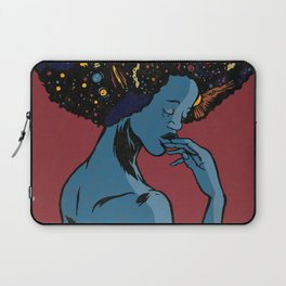 I Contain Galaxies Laptop Sleeve