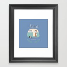 Logo DSD Framed Art Print