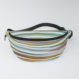 Abstract Water Reflection Fanny Pack