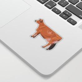 Jersey Sticker Sticker
