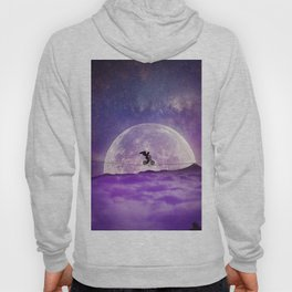 balance boy moonlight Hoody