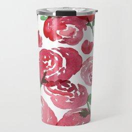 A Rose is Still a Rose Travel Mug