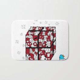 Christmas Joy Bath Mat