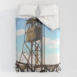 Stillwater Draw Bridge Comforters