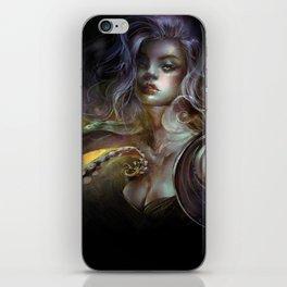 Unfortunate souls - Ursula octopus iPhone Skin