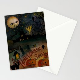 A Halloween Spell Stationery Cards