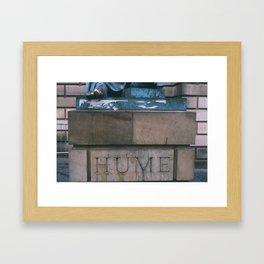 HUME Framed Art Print