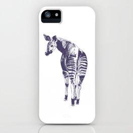 Okapi iPhone Case