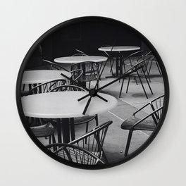 Fiend's Summer Wall Clock