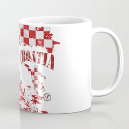 Croatia 2018 Coffee Mug