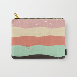 Ice Cream Layers Carry-All Pouch