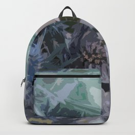 Dreaming in Shades of Lavender Backpack