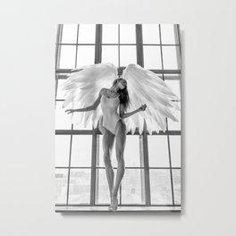 Angel II Metal Print