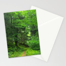 Forest 5 Stationery Cards