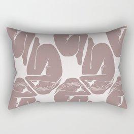 Sorrow Rectangular Pillow