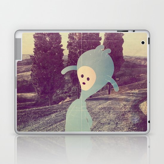 double double Laptop & iPad Skin