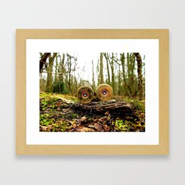 Eley Framed Art Print