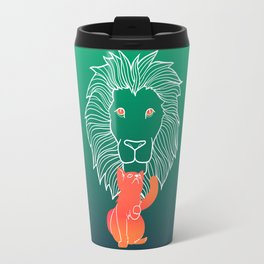 Cat spirit Travel Mug
