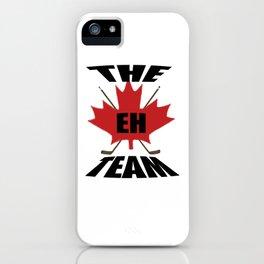 Eh Team iPhone Case