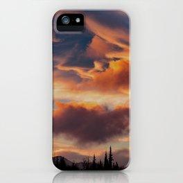 Good Morning Anchorage, Alaska iPhone Case