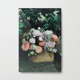 Flower Photography by Lizzie Metal Print